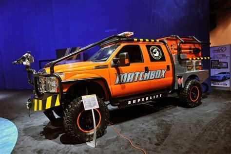 ford wins hottest truck  sema award ford truckscom