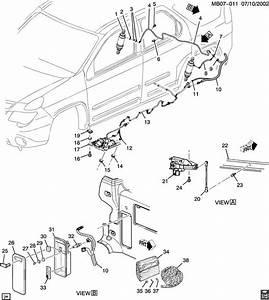 Chevrolet Equinox Connector  Receptacle  Femalewleads