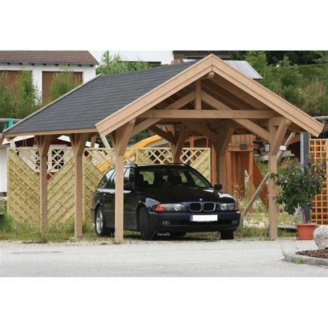 Car Ports by Bertsch Prestige Carport 304cm X 516cm Feauring Post And