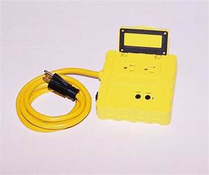 Portable Ground Fault Circuit Interrupter