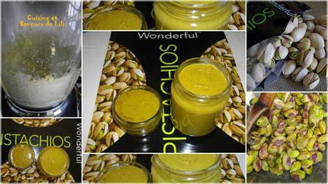 pate a pistache carrefour p 226 te de pistache maison cuisine et saveurs de lili