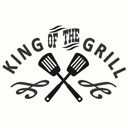 Bbq Grill Silhouette Svg Cuttable Cooking Designs