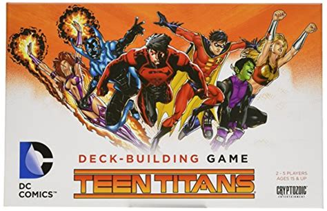 dc deck building expansion pack dc comics heroes deck building card