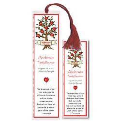 souvenirs for class reunions family reunion keepsake bookmarks findgift