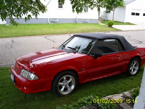 coyotepunisher  ford mustang specs