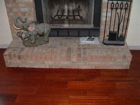 Undercutting Fireplaces For Laminate Flooring