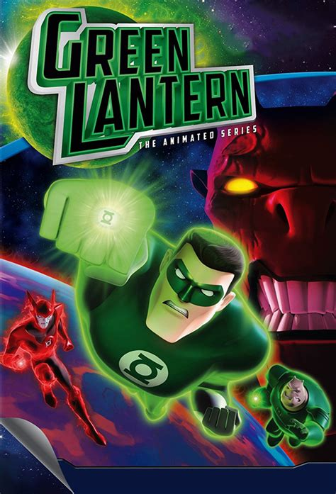 green lantern the animated series tv show 2011
