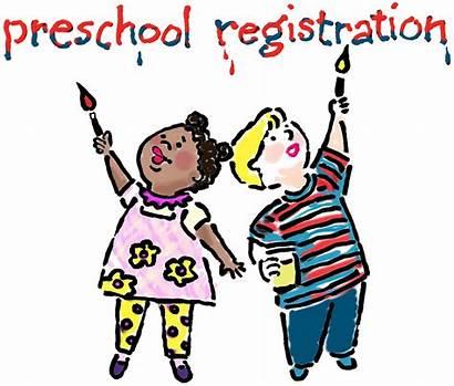 Preschool Registration Clipart Clip Open Pre Enrollment