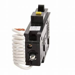 Square D By Schneider Electric Homeline 15 Amp Single