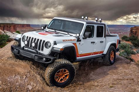 jeep  released  badass easter safari truck concepts gearjunkie