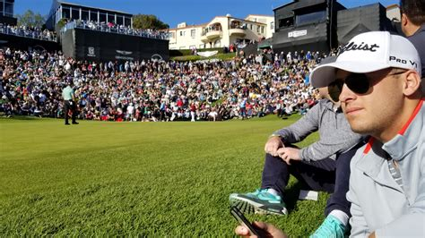 Hollywood Returns To Riviera For The Genesis Open