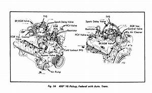 Ford 400 Vacuum Diagram