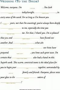 father of the bride speech templates - pictures humorous wedding toasts examples daily quotes