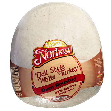 Defrost A Turkey Breast