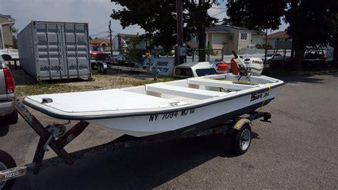 Skiff Kits For Sale by Carolina Skiff Boats For Sale In New York Boats