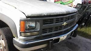97 98 Chevy 2500 Pickup Automatic Transmission 4x4 4l80e
