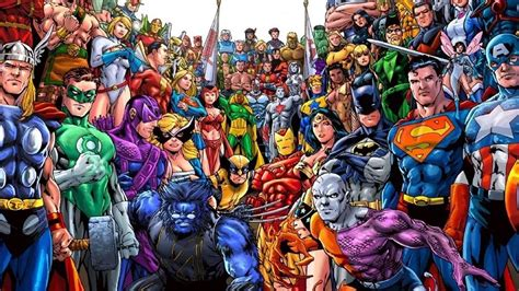 The Top 10 Greatest Superheroes Without Superpowers In ...