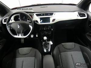 Equipement Ds3 So Chic 2011 : 2011 citroen ds3 6 1 sport chic thp155 car photo and specs ~ Gottalentnigeria.com Avis de Voitures