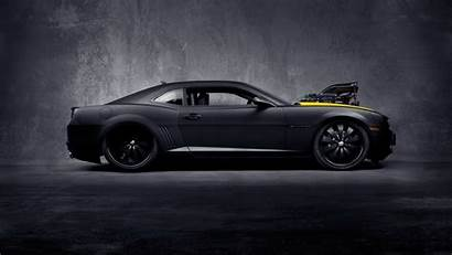 Muscle Camaro Concept Ss Chevrolet American Cars