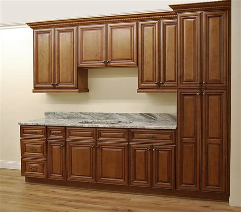 Sedona Chestnut Kitchen Cabinets   Builders Surplus
