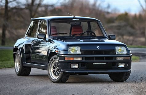 Renault Turbo 2 For Sale by 1983 Renault R5 Turbo 2 For Sale On Bat Auctions Sold