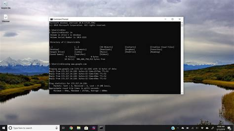 open command prompt windows    vista xp