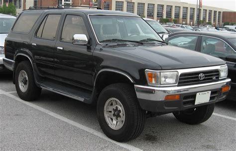 1990 Toyota 4runner by File 1990 95 Toyota 4runner Jpg Wikimedia Commons