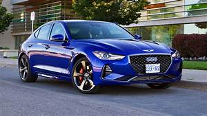 2019 Genesis G70 Test Drive Review