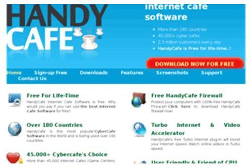 cyber internet cafe software baixar gratuitos