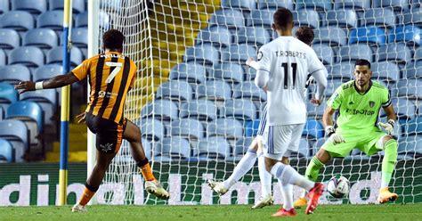 Leeds United vs Hull City player ratings: Mallik Wilks and ...