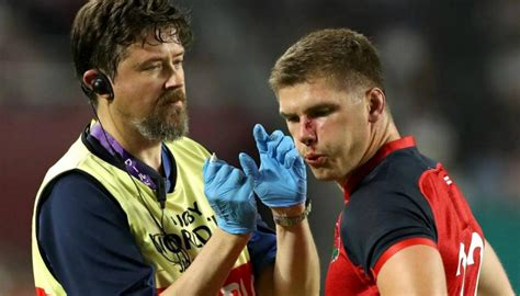 rugby world cup  englands owen farrell missing