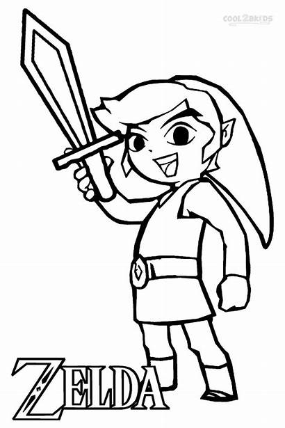Wind Coloring Pages Printable Link Waker Getcolorings
