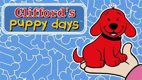 Clifford's Puppy Days (2003