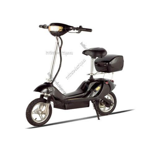 trottinette electrique avec siege trottinette électrique 300w avec selle premier prix