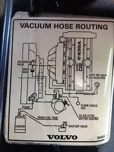 Vacuum Hose Diagrams