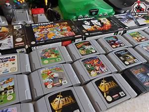 Arrivage N64 Consoles Et Jeux Nintendo 64 Blog Agil