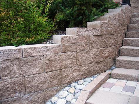 retaining walls design concrete block retaining wall jen joes design purposeful retaining wall blocks
