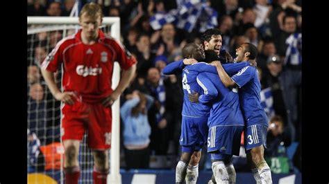 Chelsea 2 Liverpool 0 - copa de la liga 2007-08 - YouTube