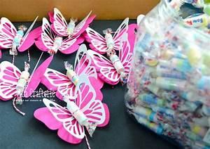 Deco Bonbon Anniversaire : sac bonbons anniversaire papillon6 scrap et autres d coupe papier sac bonbon anniversaire ~ Melissatoandfro.com Idées de Décoration