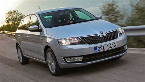 2014 Skoda Rapid 90TSI Ambition review   CarsGuide