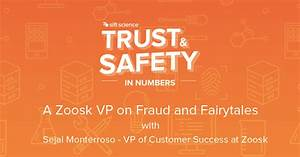 A Zoosk Vp On Fraud And Fairytales