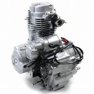 125cc Motorcycle Engine 157fmi For Xf125l-4b