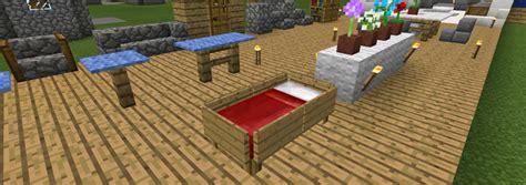 Furniture In Minecraft Cheap Furniture Mod With Furniture