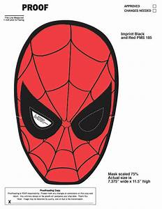 Best Photos Of Spider Man Mask Print Out Spider Man Face