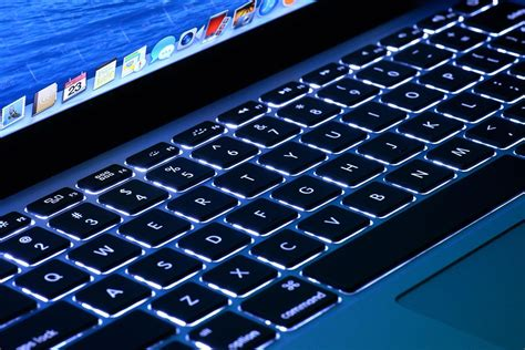 how to light up keyboard macbook pro keyboard lighting effect to