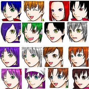Sonic X Human Characters