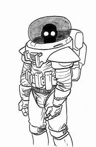 Space Suit Drawing - Pics about space