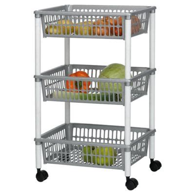 kitchen vegetable storage rack buy 3 tier plastic vegetable rack from our kitchen 6380