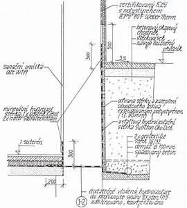 Vytažení hydroizolace nad terén
