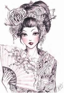 Best 25 Geisha Tattoos Ideas On Pinterest Geisha Tattoo